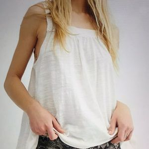 NWT Free People Good For You Tank